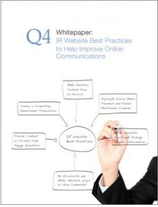 Best-Practice Investor Relations Webseiten 2010