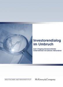 DAI Studie - Investorendialog im Umbruch