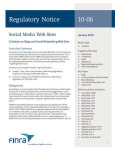 Social Media Web Sites-Guidance on Blogs and Social NetworkingWeb Sites