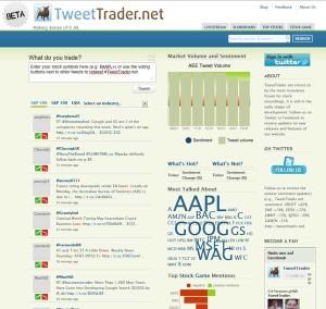 TweetTrader analysiert Tweets über börsennotierte Unternehmen