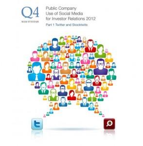 Studie - Twitter und Stocktwits in den Investor Relations